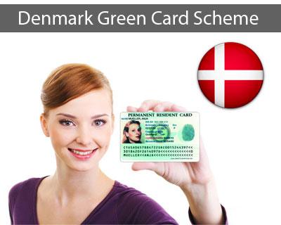 برنامه کارت سبز دانمارك