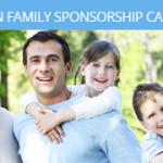 اقامت کانادا از طریق اسپانسر خانوادگی