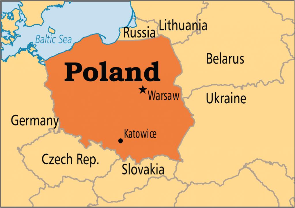 تحصیل  و کسب اقامت لهستان