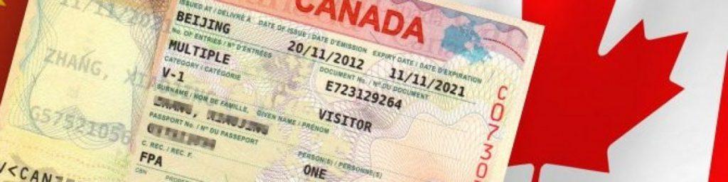 قوانین ورود و خروج با ویزای توریستی کانادا