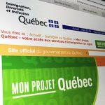 در باره  سیستم پذیرش آنلاین نیروی متخصص کبک Mon projet 2017