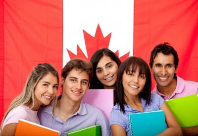 تحصیل فرندان - دبیرستان کانادا