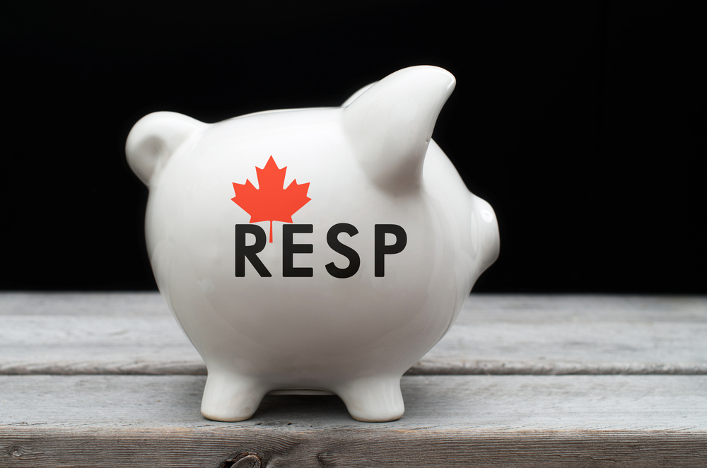 حساب ثبت شده پس انداز تحصیلی (Registered Education Saving Plan(RESP
