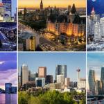 زندگی در شهرهای مختلف کانادا چه تفاوت هایی دارد؟(تورنتو،مونترال،ونکوور)