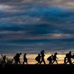 افزایش عبور مهاجران از مرزهای غیرقانونی کانادا نسبت به سال گذشته