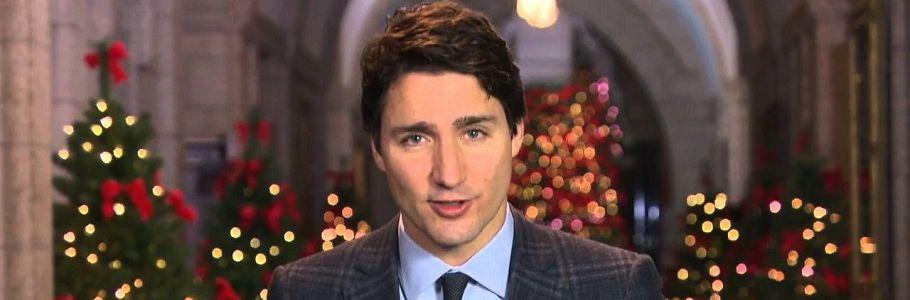 پیام تبریک جاستین ترودو نخست وزیر کانادا به مناسبت کریسمس