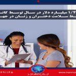 اختصاص ۱٫۴ میلیارد دلار در سال توسط کانادا برای حفظ سلامت زنان